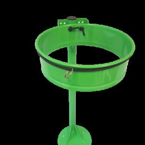 (Français) Fabricant support sac poubelle en métal, support poubelle vigipirate